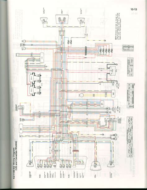 Color Wiring Diagram For Cananda Kzrider