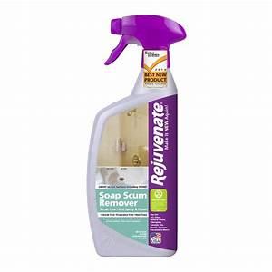 Rejuvenate 24 oz Soap Scum Remover-RJ24SSR - The Home Depot