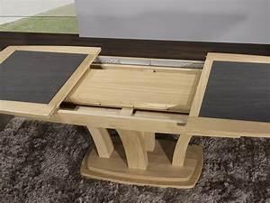 Table Bois Massif Contemporaine : table repas contemporaine bois ~ Teatrodelosmanantiales.com Idées de Décoration