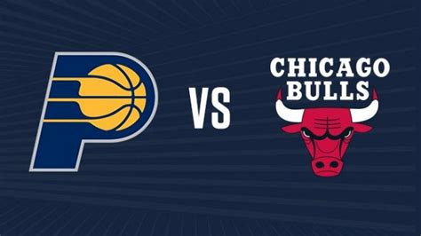 Indiana Pacers vs Chicago Bulls Live Stream- NBAbite