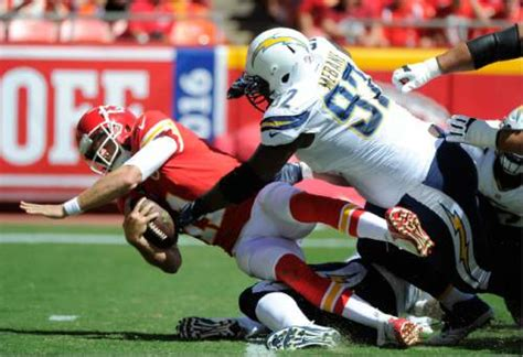 Former Ute Qb Smith Scores Game-winning Td In Chiefs