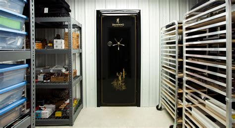custom gun room design weapon vault rooms armory builds gallow technologies