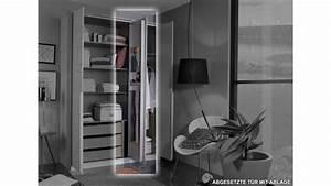 Kleiderschrank Weiß Grau : kleiderschrank bellezza wei hochglanz und grau 136x210 ~ A.2002-acura-tl-radio.info Haus und Dekorationen