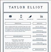 41 One Page Resume Templates Free Samples Examples Formats One Page Resume Sample Template Simple One Page Resume Template Images One Page Resume Example One Page Resume Examples Elon Musk On One Page
