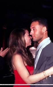 Derek Jeter And Mariah Carey Pic