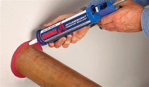 technologies sss intumescent sealant sterling