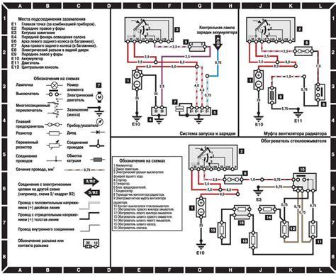 1972 250c Ignition Wiring Diagram by схемы проводки зарубежных автомобилей