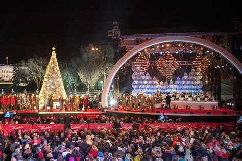 National Tree Lighting by Mountain Productions Inc Portfolio National