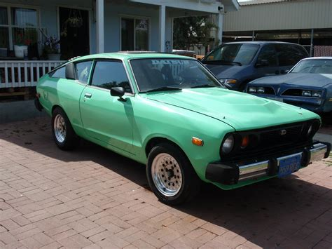 1976 Datsun B210 by Enchantedshadow 1976 Datsun B210 Specs Photos