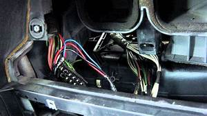 Xantia Heater Matrix Replace