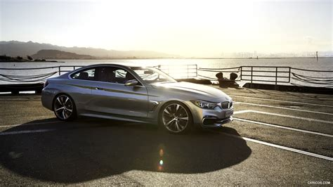 Bmw 4 Series Coupe Hd Picture by Bmw 4 Series Coupe Concept 2013 Side Hd Wallpaper
