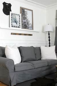 Ektorp Sofa Ikea : new slipcover for my ikea ektorp sofa review the ~ Watch28wear.com Haus und Dekorationen