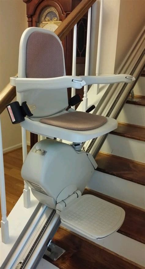 acorn superglide 120 stair chair lift 10 months great