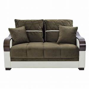 bennett futon loveseat w storage el dorado furniture With el dorado sofa bed