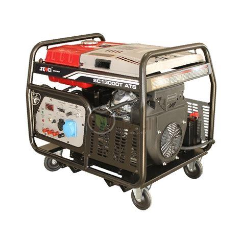 Motor Trifazic 4 Kw Pret by Generator De Curent Senci Sc 13000t Ats Trifazic Putere