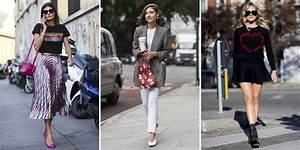 Mode Printemps 2018 : street styles les plus beaux looks de la fashion week ~ Nature-et-papiers.com Idées de Décoration
