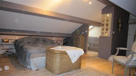 chambre suite avec deco suite parentale avec salle bain 4 amenagement