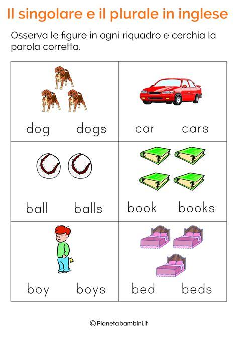 Ingresso Traduzione Inglese Esercizi Inglese 1 Media Vp74 Pineglen