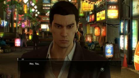 Yakuza 0 Xbox One X 2 Live Youtube