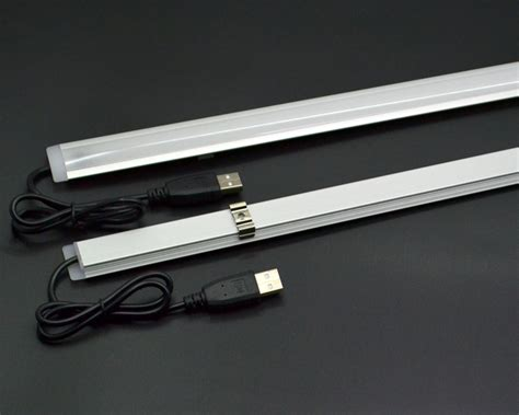 7w 50cm usb led bar l light dc5v 6v with 30