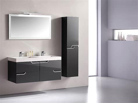 Badezimmermöbel Dunkelgrau by Badm 246 Bel G 228 Ste Wc Waschbecken Waschtisch Spiegel Antonella