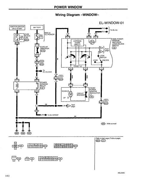 | Repair Guides | Electrical System (1999) | Power Window