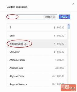 how to add currency symbol in google spreadsheet With google docs add strikethrough
