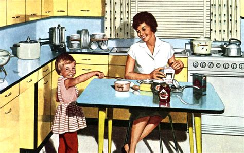 desserte de cuisine à roulettes mobilier vintage en formica le style populaire des ées 1960