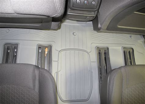 2015 chevrolet traverse floor mats weathertech