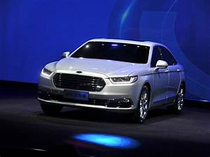 All-new 2016 Ford Taurus Announced - Youwheel Com