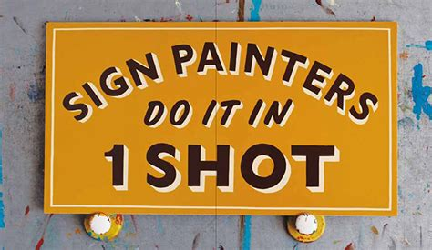 sign painters the movie