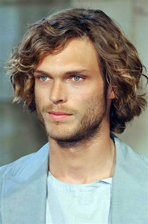 latest mens wavy hairstyles mens hairstyles 2018