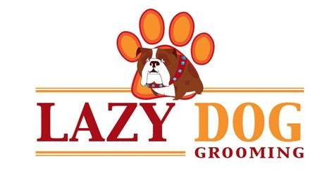 home lazy dog grooming