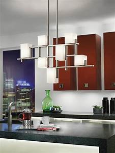 Best 15+ Modern Kitchen Lighting Ideas - DIY Design & Decor