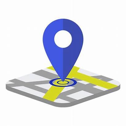 Gps Locator Map Pixabay Icon Technology