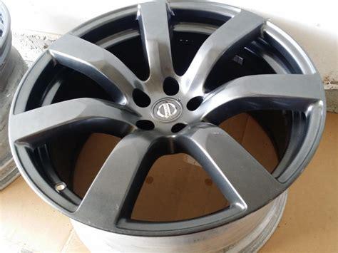 for sale fs ft 2 nissan oem factory gtr rays rear 20 quot wheels rims myg37
