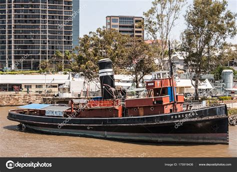 Steamboat Adelaide by Old Forceful Steamboat At Maritime Museum Brisbane