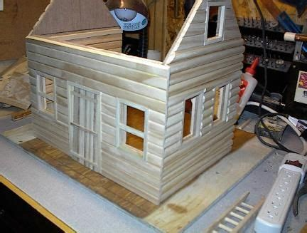 life  miniature build   log cabin puppenhaus blockhaus miniature dollhouse