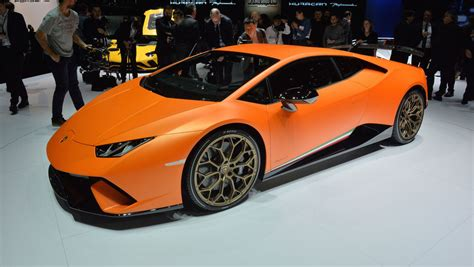 Lamborghini Huracan Performante Has The Brand's Most
