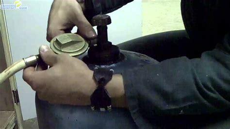 bouteille de gaz brancher sa bouteille de gaz sur sa gazini 232 re