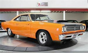 1969 Plymouth Road Runner 440 4 Speed Manual Six Pack A12