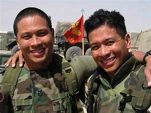 File:US Navy 030319-N-0728B-001 Twin brothers, Roseller ...