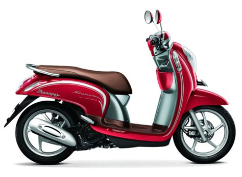 Spesifikasi Scoopy 2016 by Vogue