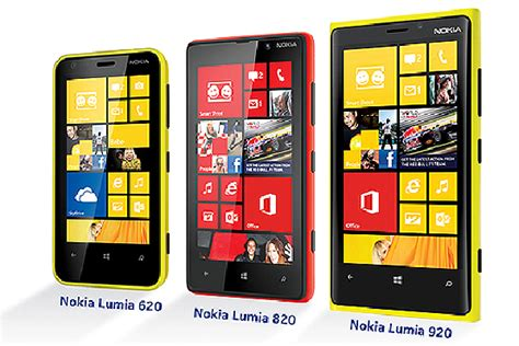 nokia lumia 920 820 and 620 windows phone 8 software update to bring better touch and