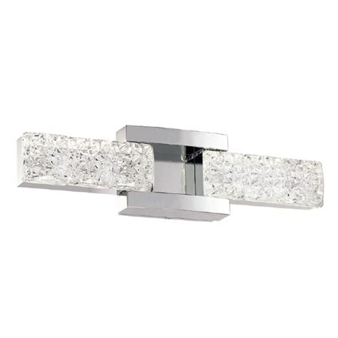 sofia led bathroom vanity wall light ws 13619 pn destination lighting
