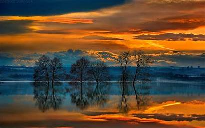 Sunset Desktop Amazing Background