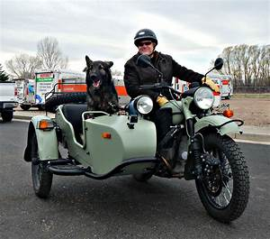 A Redleg's Rides: Uraling to Unique Rides' Ural Demo Day