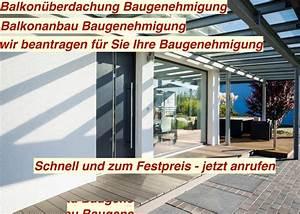 Carport Baugenehmigung Brandenburg : balkon berdachung baugenehmigung balkonanbau bau ~ Whattoseeinmadrid.com Haus und Dekorationen
