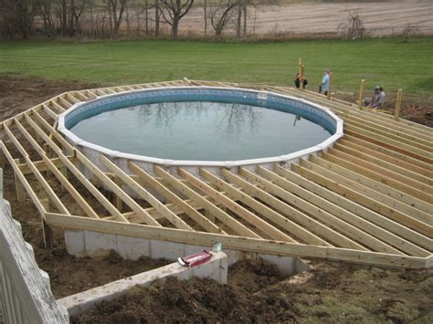 pool decking columbia city house now connected to pool with new decks archadeck of fort wayne ne indiana