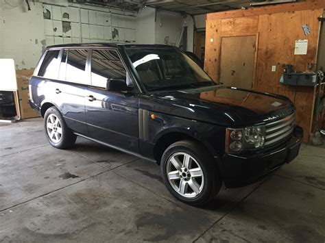 2004 Range Rover Hse  Outback Garage  Independent Land